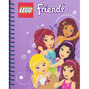 LEGO Friends: Mini Carnet de Poche (5002111)