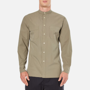 Universal Works Men's Stoke Shirt - Sage