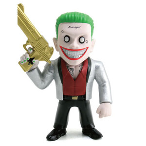 Suicide Squad The Joker Boss Metals Diecast Figure
