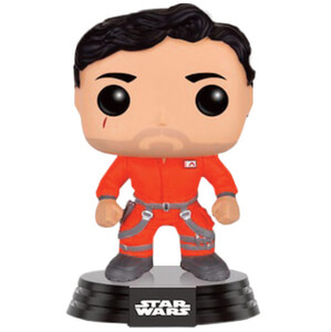 Star Wars Poe Dameron Jumpsuit Funko Pop! Bobblehead Figuur