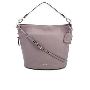 Karl Lagerfeld Women's K/Grainy Bucket Bag - Rosy Brown