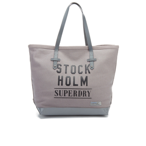 Superdry Women's The Stockholm Tote Bag - Nordic Slate