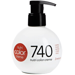 Revlon Professional Nutri Color Creme 740 Copper Оттеночный крем 250мл