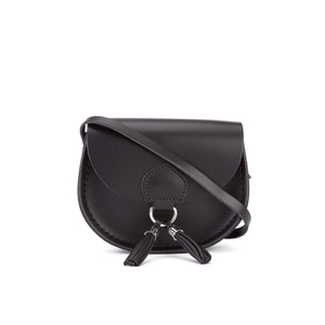 The Cambridge Satchel Company Women's Mini Tassel Cross Body Bag - Black