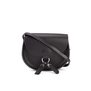 The Cambridge Satchel Company Women's Mini Tassel Cross Body Bag - Black