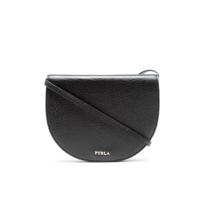 Furla Women's Club Cross Body Pouch Bag - Black