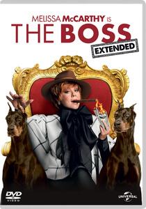 The Boss (Includes UV Copy)