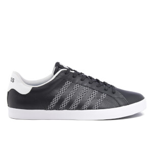 K-Swiss Men's Belmont SO Trainers - Black/White