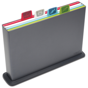 Joseph Joseph Index Large Chopping Board - Graphite