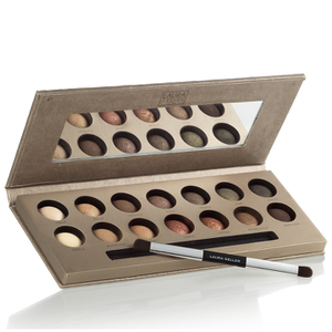 Laura Geller The Delectable Eyeshadow Palette with Brush - Delicious Shades of Nude