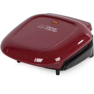 George Foreman Compact Grill - Red