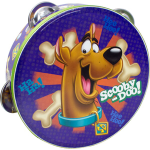 Tambourin Scooby-Doo!