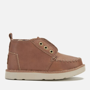 TOMS Toddlers' Chukka Boots - Brown