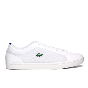 Lacoste Men's Straightset SR 316 1 Trainers - White