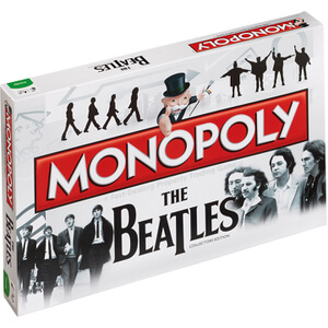 Monopoly Board Game - The Beatles Edition