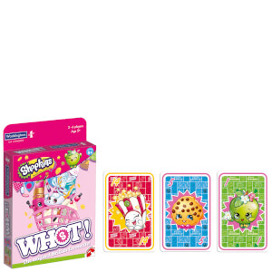 Top Card Tuck Box - Shopkins Whot!