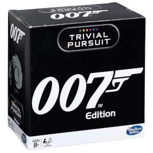 Trivial Pursuit Game - James Bond Edition