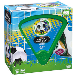 Trivial Pursuit Game - World Football Stars Edition