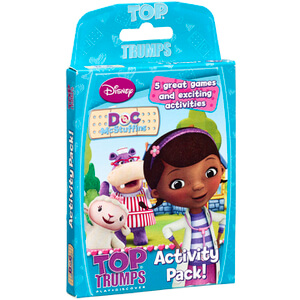 Top Trumps Activity Pack - Doc McStuffins