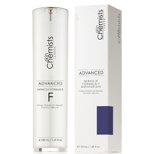 skinChemists Advanced Miracle Formula F Moisturiser 50ml