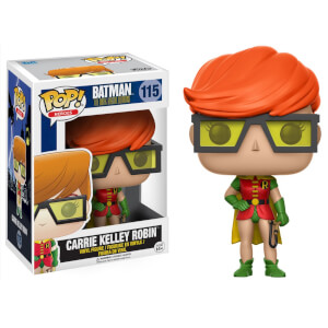 Batman: El Regreso del Caballero Oscuro Carrie Kelly Robin Pop! Vinyl Figure - Previews Exclusive