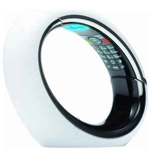 Idect ECLIPSEPLUSWHITE White DECT Phone with Answer Machine - White