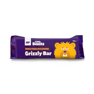 Little Beasts Grizzly-Riegel - Probe