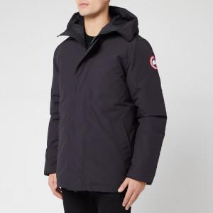 Canada Goose Men's Garibaldi Parka Jacket - Black