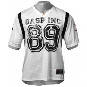 GASP GASP football jersey - White