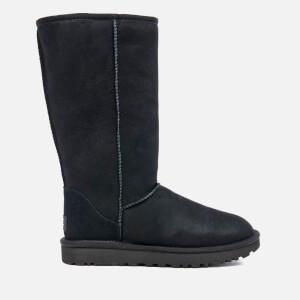 5bdd05d6c525 UGG Women s Classic Tall II Sheepskin Boots - Black