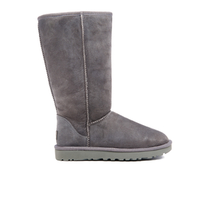 UGG Women's Classic Tall II Sheepskin Boots - Grey
