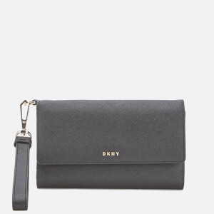 DKNY Women's Bryant Park Medium Tech Purse - Black