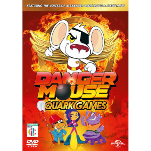 Danger Mouse Quark Games (Includes Battle Cards)