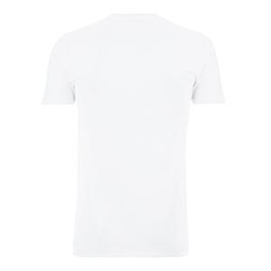 DC Comics Men's Batman Harley Quinn Loves Me T-Shirt - White: Image 2