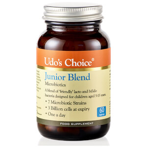 Udo's Choice Children's Blend Microbiotics - 60 Vegecaps