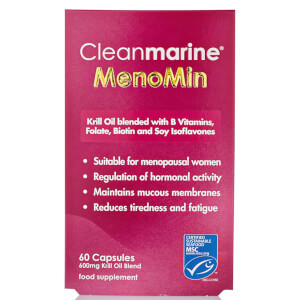 Cleanmarine Krill Oil for Men -geelikapselit miehille, 60 kpl (600mg)