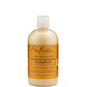 Shea Moisture Raw Shea Butter Moisture Retention Shampoo 379 ml