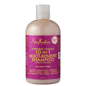 Shea Moisture Superfruit Complex 10 in 1 Renewal System Shampoo 379 ml