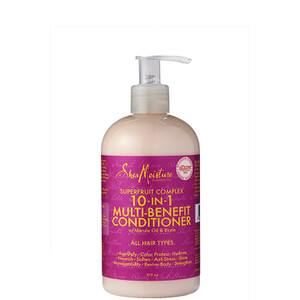 Shea Moisture Superfruit Complex 10 in 1 Renewal System Conditioner 379 ml