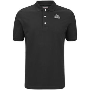 Kappa Men's Omini Polo Shirt - Black