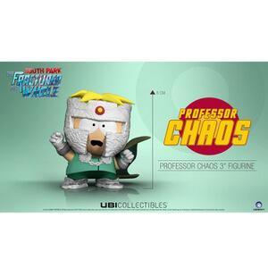UBICollectibles South Park The Fractured But Whole Professor Chaos Figure 8 cm