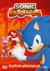 Sonic Boom Volume 3: Mayor Knuckles