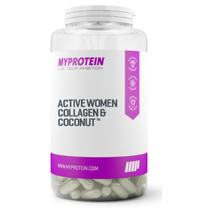 Active Woman Collagen & Coconut Capsules - 60 Capsules