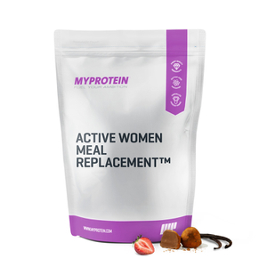 Active Woman Meal Replacement - Velvet Vanilla - 1kg