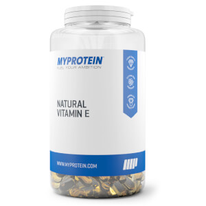 Natural Vitamin E Softgels