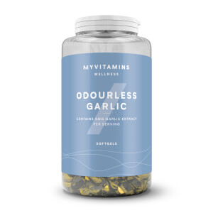 Myprotein Odourless Garlic Softgel