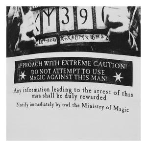 Harry Potter Men's Missing Wizard T-Shirt - White: Image 3