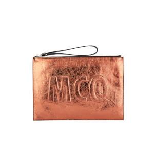 McQ Alexander McQueen Women's Pouch - Rust