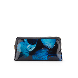 Ted Baker Women's Cenlore Butterfly Extra Large Cosmetic Bag - Black