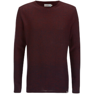 Pull Jack & Jones pour Homme Originals Swing -Syrah